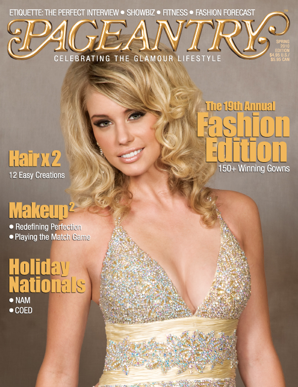 Pageantry magazine Spring 2010